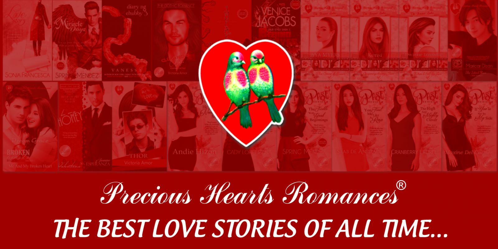 Home | Precious Hearts Romances